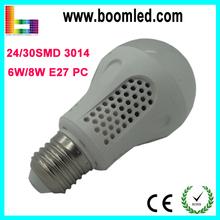 E27 edison light bulb 8w/incandescent bulb 220v e27/E27 led bulb