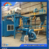 2015 Up to international standards of machine for separating aluminum plastic/aluminum pvc with CE and ISO