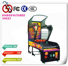 Arcade coin operated basketball game machine Street basketball