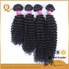 Fuxin hair cheap virgin brazilian remy human hair kinky curly weave wholesale