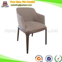 (SP-HC315) Grace restaurant dining upholstered chair frame wood