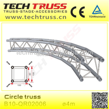 Segment 6 B10-QR02006 good price light gauge steel roof trusses on sale