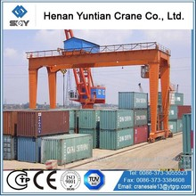 2015 Hot Sales Double Girder Gantry Crane 20 ton used for Factory Yard