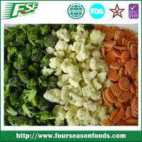 IQF/Frozen california mixed vegetables new crop