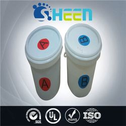 Reduce Shock And Vibration Silicone Rubber Adhesive Sealant For Led Lighting And Led Screen