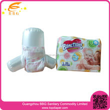 A famous brand BlingTimes best selling baby product baby diapers in middle east
