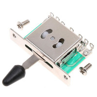 5 Way Selector Electric Guitar Pickup Switches