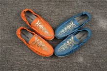 New style men casual shoes spring 2015 men fashion casual soft shoes