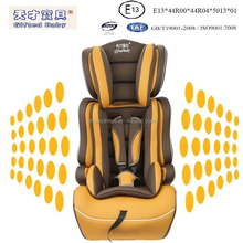 Baby Car Seat Fabric and HDPE new style with ECE R44/04