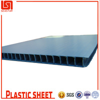 12mm polypropylene plastic wall board in China