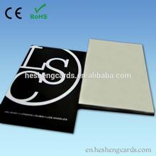 Publicidad fuente de la fábrica del grado superior 4.3inches lcd tarjetas de felicitación pantalla de video video brochure