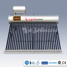 2015 New ejai solar Coiler and Pre-heated hot water solar system both flat roof and slope roof