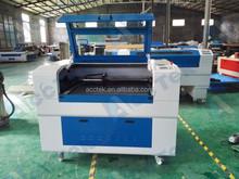 China fabric laser cutting machine 6090 price ,usb connection