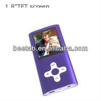HOT 4th Gen MP4 Player 1.8 inch mp4 digital player user manual