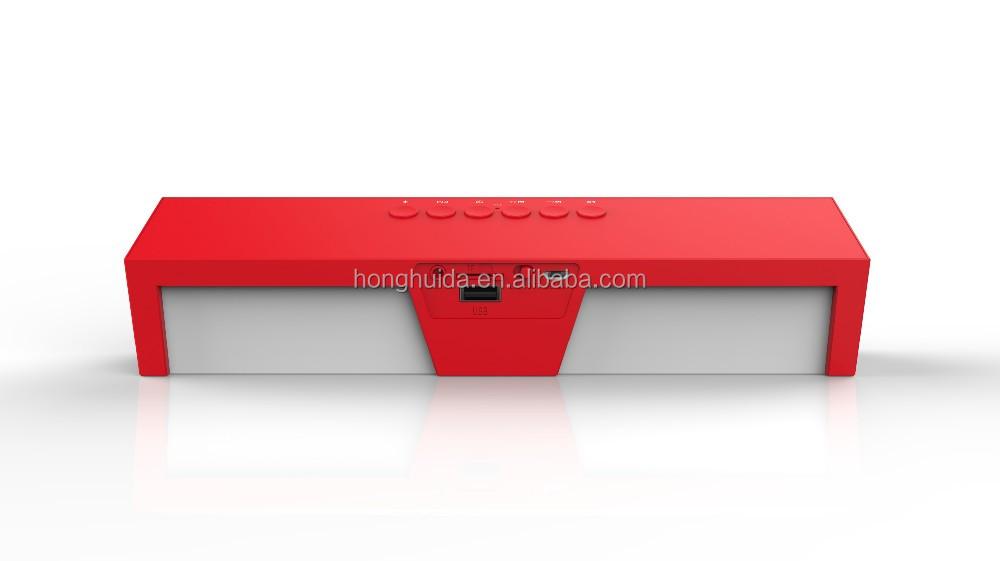 SDY-019 САРДИНЫ Мини Bluetooth Soundbar беспроводной стерео bluetooth-динамик