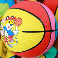 Customized manufacture chromatic children basketball