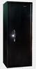 rifle barrel cabinet with carpet internal