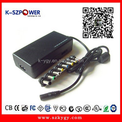 2015 k-138 YGY 100-240vac switching universal laptop ac adapter 40w charger for HP DELL ASUS
