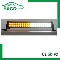 Reco led light bar for snowmobile, 180w led combo light bar