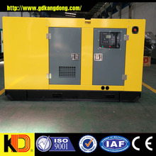 Fast delivery 125kVA diesel generator, powered by Cummins 6BTA5.9-G2 engine