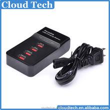 Intelligent Current Control 4 port USB Smart Charger