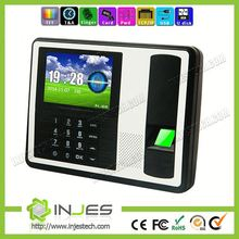 TCP/IP Ethernet Thumb Scanner Attendance Machine / TFT Screen Linux Fingerprint Attendance Machine(MYA7)