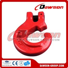 Chinese producer, Rigging hardware grade 80 clevis forest hook