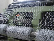 automatic crimped /weaving welded wire mesh machine factory