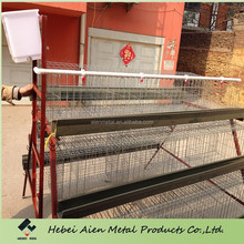 layer chicken cages widely use for Africa poultry farm