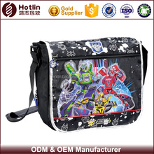 Transformers Fabric Single Shoulder Long Strap Bag