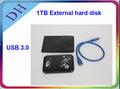 [Envío libre!!!] 1 TB de disco duro externo con USB3.0/HDD portátil