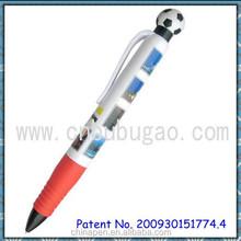 Hot selling big ball pen from Bubugao pen making