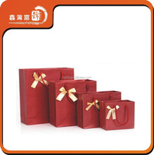 Fashion custom packaging clothing lady paper bag export