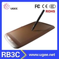 Hot Keys Cordless Digital Pen for PC Laptop Computer 5080LPI Art Graphics Drawing Tablet