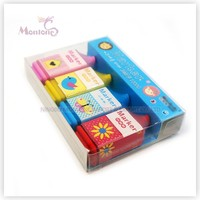 4pcs 3d erasers set, erasers for kids, rubber eraser set