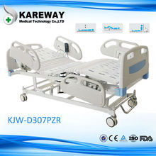 Three function electric patient bed, FDA bed medical