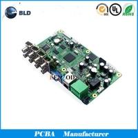 ( Gerber needed) CustomTimer control PCB board supplier
