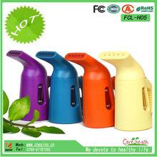 850 Watt Portable Garment Steamer/Fabric Steamer, Fast-Heat Aluminum Heating Element,