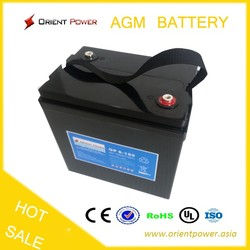 Sealed Sealed Type and Motorcycle / Scooter Usage 6v4ah AGM battery