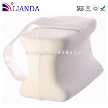 Improves circulation and decreases pressure and strain on affected areas memory foam knee pillow