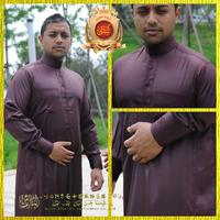 High quanlity for Islamic Clothing,Saudi Arab style thobe for man,Arabian robes for man