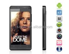 4.5 inch jiayu g3t mtk6589t Quad Core Phone Android 4.2 1GB RAM 4GB ROM IPS Screen 1280*720 Camera 2.0MP/8.0MP GPS