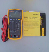 FLUKE 117C Digital Non-Contact Voltage Electrician Multimeter