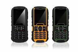dk20 2inch waterproof android mobile phone rugged phone ip68