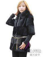 CX-G-A-38 New Style Rabbit Fur Korea Ladies Fashion Clothing