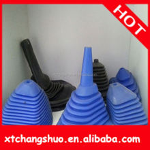 rubber bellow dust cover barbell weight plate rubber cover rubber dust