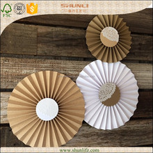 Wholesale luxury elegant Backdrops Paper Flowers Decorations for Weddings