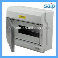 2014 New product IP67 enclosure plastic distribution box