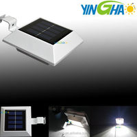 2014 china new innovative product solar garden lightings outdoor ( YH0416-PIR)