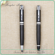 Best quality new design hot sale promotional metal pen with logo